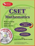 CSET Mathematics, Friedman, Mel and Research & Education Association Editors, 0738604232