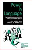 Power in Language 9780803944237