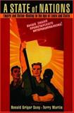A State of Nations : Empire and Nation-Making in the Age of Lenin and Stalin, , 0195144236