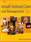 Small Animal Care and Management, Warren, Dean, 0766814246