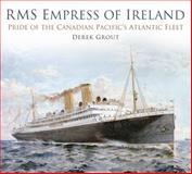 RMS Empress of Ireland, Derek Grout, 1459724240