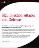 SQL Injection Attacks and Defense, Clarke, Justin, 1597494240