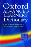 Oxford Advanced Learner's Dictionary, Hornby, A. S., 0194314243