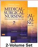 Medical-Surgical Nursing - Two-Volume Text and Simulation Learning System, Ignatavicius, Donna D., 0323244246