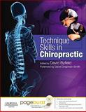 Technique Skills in Chiropractic, Byfield, David, 070203424X