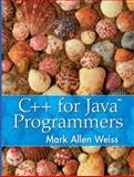 C++ for Java Programmers, Weiss, Mark Allen, 013919424X