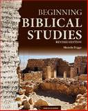 Beginning Biblical Studies : Revised Edition, Frigge, Marielle, 1599824248