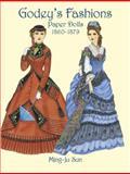 Godey's Fashions Paper Dolls 1860-1879, Ming-Ju Sun, 0486434249
