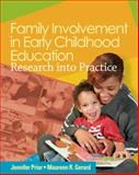 Family Involvement in Early Childhood Education : Research into Practice, Prior, Jennifer and Gerard, Maureen R., 1418014249