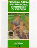 Personal, Social and Emotional Development of Children, , 063119424X