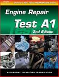 ASE Test Prep : Automotive Engine Repair, Delmar, 0766834247