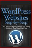 WordPress Websites Step-By-Step, Caimin Jones, 1482674246