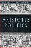 Politics, Aristotle, 0486414248
