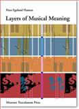 Layers of Musical Meaning, Hansen, Finn Egeland and Egeland Hansen, Finn, 8763504243