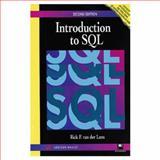 Introduction to SQL, van der Lans, Rick F., 0201624257