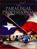 The Paralegal Professional, Cheeseman, Henry R. and Goldman, Thomas F., 0130264253