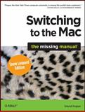 Switching to the Mac, Pogue, David, 0596804253