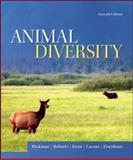 Animal Diversity, Hickman, Cleveland, Jr. and Eisenhour, David, 0073524255