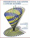 Differential Equations and Linear Algebra, Edwards, C. Henry and Penney, David E., 0136054250