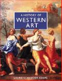 History of Western Art, Adams, Laurie Schneider, 0810934256