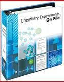 Chemistry Experiments on File, Diagram Group Staff, 0816044252