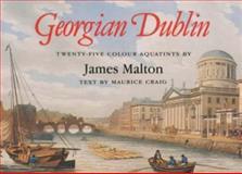 Georgian Dublin, James Malton, 0851054250