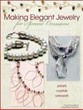 Making Elegant Jewelry for Special Occasions, Kalmbach Publishing Co. Staff, 0871164256
