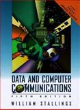 Data and Computer Communications, Stallings, William, 0024154253