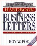 The McGraw-Hill Handbook of Business Letters 9780070504257