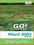 GO! with Microsoft Office Word 2003, Gaskin, Shelley and Preston, Sally, 013143425X