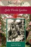 Nehrling's Early Florida Gardens, , 0813024250