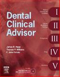 Dental Clinical Advisor, Hupp, James R. and Firriolo, F. John, 032303425X