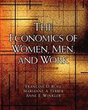 The Economics of Women, Men, and Work, Blau, Francine D. and Ferber, Marianne A., 0136084257