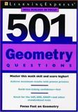 501 Geometry Questions, Kerry McLean and LearningExpress Staff, 1576854256