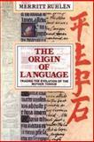 The Origin of Language 9780471584261