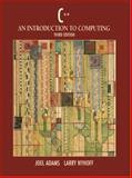 C++ : An Introduction to Computing, Adams, Joel and Nyhoff, Larry, 0130914266