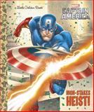 Friend or Foe? (Marvel: Captain America), Courtney Carbone, 0385374267