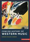 Concise History of Western Music 5th Edition