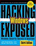 Microsoft Security Secrets and Solutions, Scambray, Joel and McClure, Stuart, 007149426X