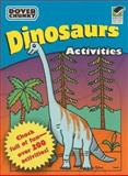 Dinosaurs Activities Dover Chunky Book, Dover, 0486474267