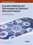 Innovative Methods and Technologies for Electronic Discourse Analysis, Hwee Ling Lim, 1466644265