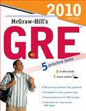 McGraw-Hill's GRE, 2010 Edition, Dulan, Steven, 0071624260