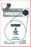 The Encyclopedia of PVC, Nass, Leonard I. and Heiberger, Charles, 0824774272