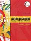 Assessing and Correcting Reading and Writing Difficulties, Gunning, Thomas G., 013714427X