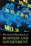 The Oxford Handbook of Business and Government, , 0199214271