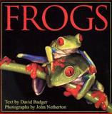 Frogs, Badger, David and Netherton, John, 0896584275