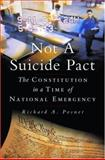Not a Suicide Pact, Richard A. Posner, 0195304276
