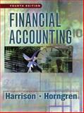 Financial Accounting, Harrison, Walter T. and Horngren, Charles T., 0130564273