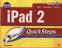 IPad 2 QuickSteps, Joli Ballew, 0071774270