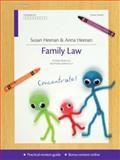 Family Law Concentrate, Heenan, Susan and Heenan, Anna, 0199644276